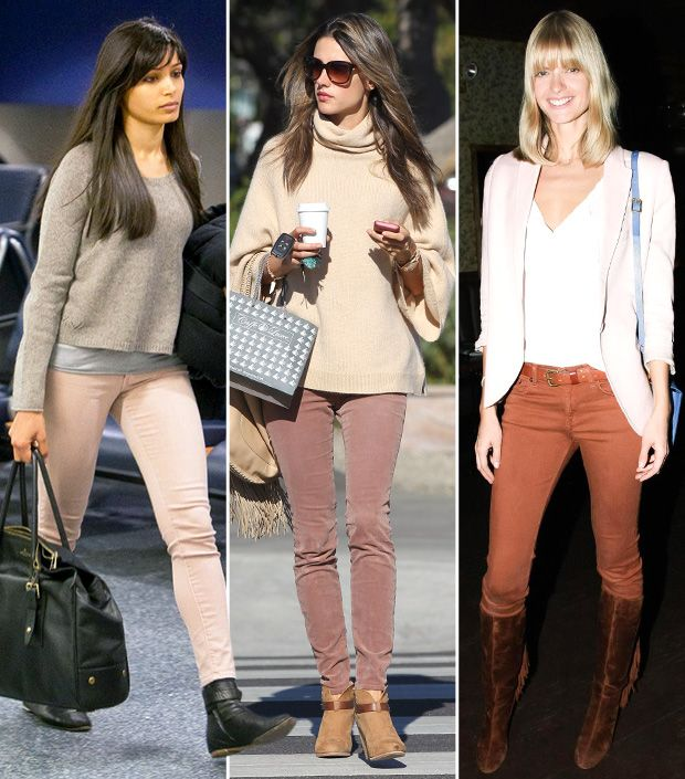 Shades Of Sienna! The Denim Hue You Have To Try Now