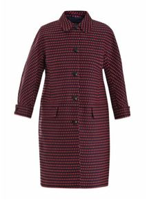 Marc by Marc Jacobs  Isabella Dot Coat