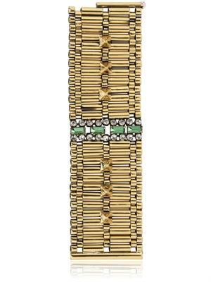 Iosselliani  Iosselliani Gold Plated Brass Bracelet