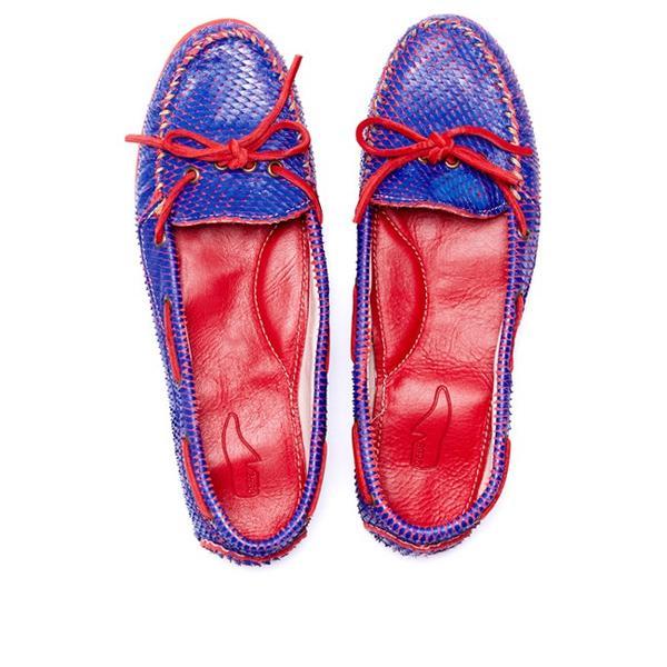Paloma Boat Shoes