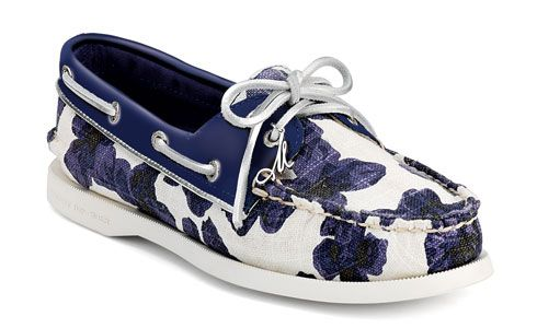 Milly For Sperry Top-Sider Original 2-Eye Boat Shoes