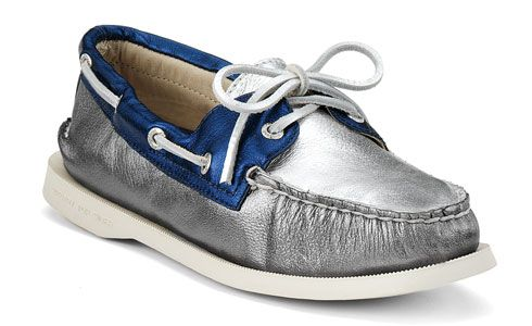 Sperry Top-Sider Cloud Logo A/O 2-Eye Boat Shoes