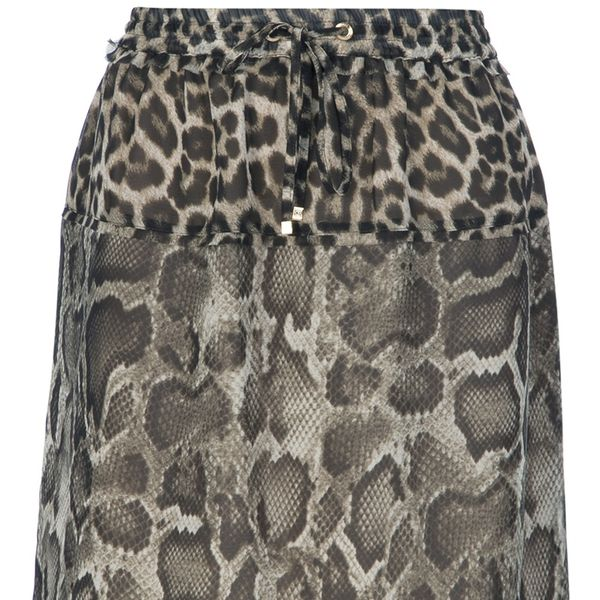 MICHAEL Michael kors Printed Skirt