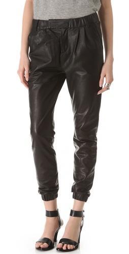 J Brand Blair Leather Pants