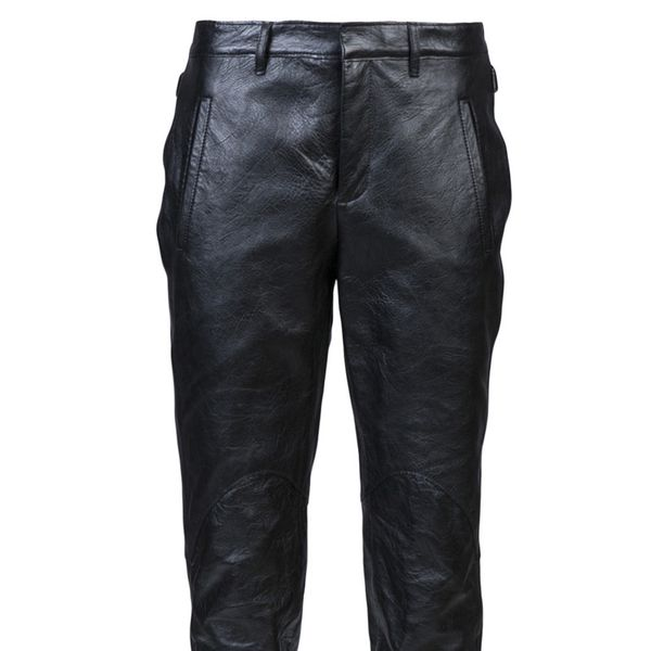 Helmut Lang Cropped Trouser