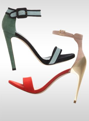 Strap In! Snag The Season's Chicest Single-Strap Stilettos