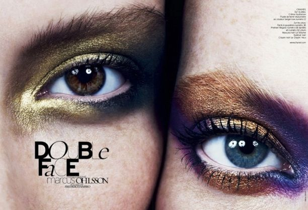Double Face | French Revue De Modes