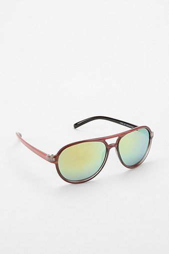 Urban Outfitters  Future Flavour Aviator Sunglasses