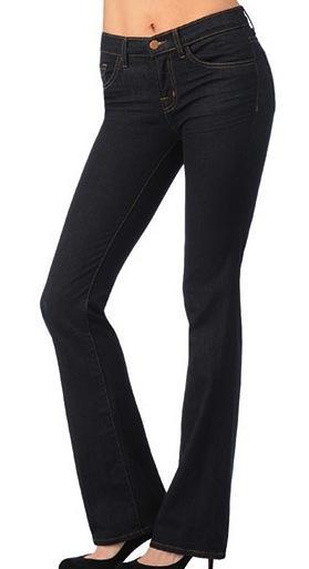 J Brand  J Brand 818 Mid-Rise Slim Boot Leg Jeans