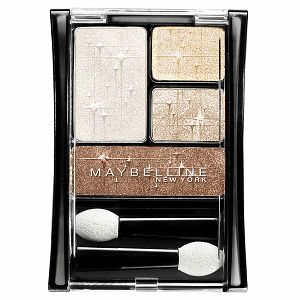 Maybelline ExpertWear Luminous Lights Eyeshadow Quad