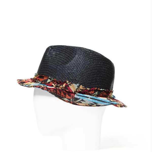 Zara Combination Trilby With Navajo Band