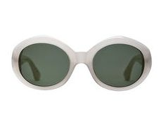 Dries van Noten x Linda Farrow Point-Top Sunglasses