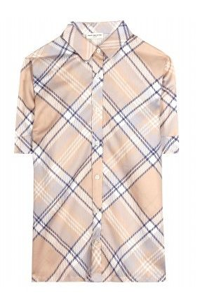 Dries van Noten Crisbell Plaid Shirt