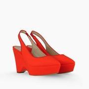 Stella McCartney Stella McCartney Scarpa Canvas Shoes