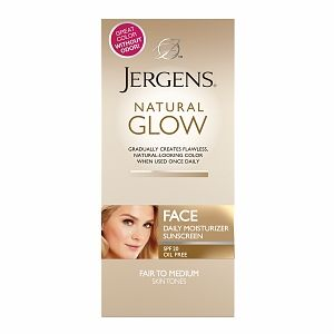 Jergens Natural Glow Facial Moisturizer