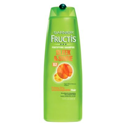 Garnier Fructis Sleek And Shine Conditioner Natural Hair