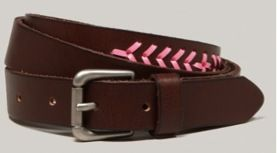 American Eagle Outfitters American Eagle Outfitters Laced Leather Belt