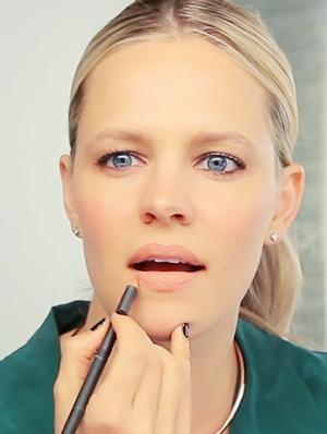 Get Penelope Cruz's Perfectly Nude Lip