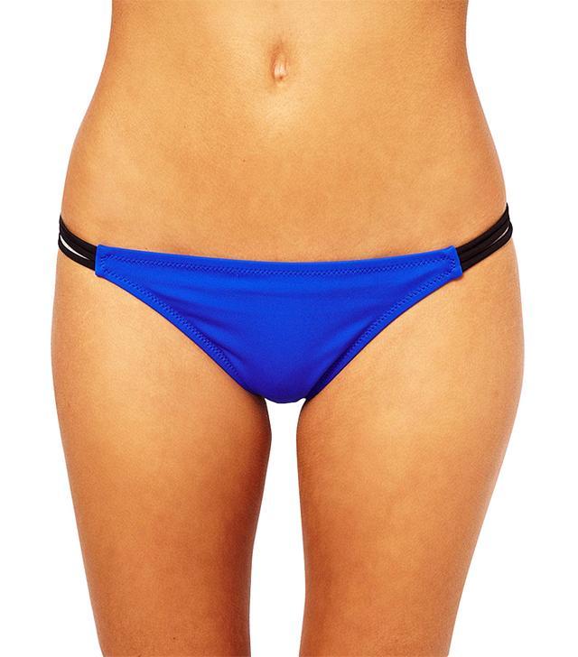 Asos Contrast Hipster Bikini Pant