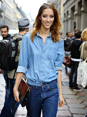 Tip of the Day: Denim-On-Denim, Done Right