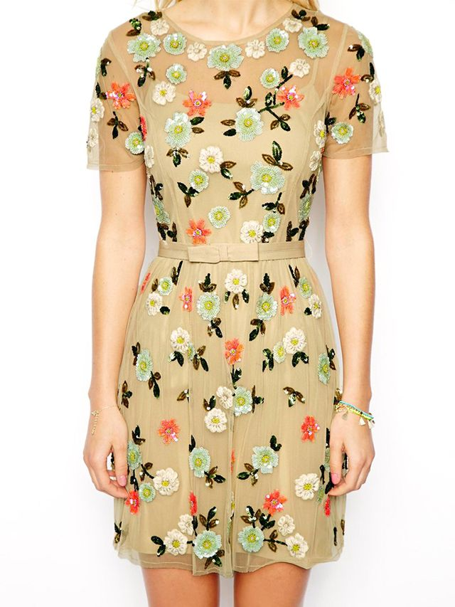 Needle & Thread Wild Flower Dress