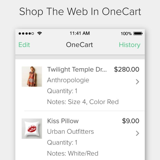 Exclusive: Keep.Com Launches First Universal Online Shopping Cart