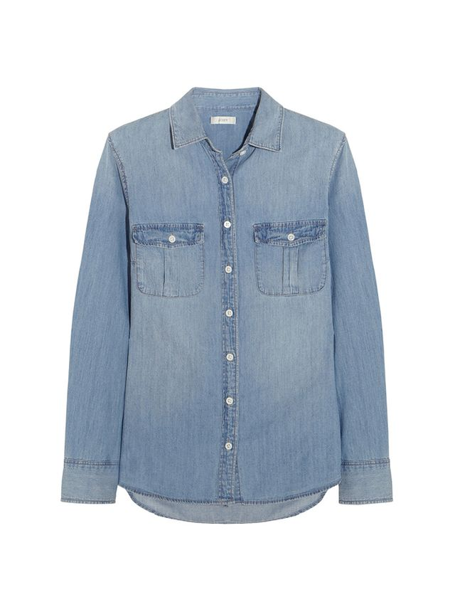 J.Crew Keeper Denim Shirt