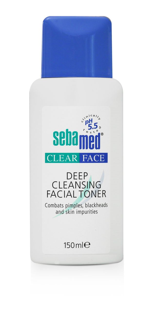 Sebamed Clear Face Deep Cleansing Toner