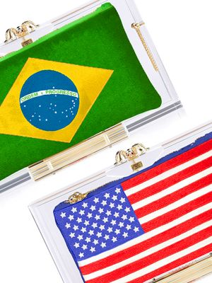 There Are Now World Cup-Themed Clutches