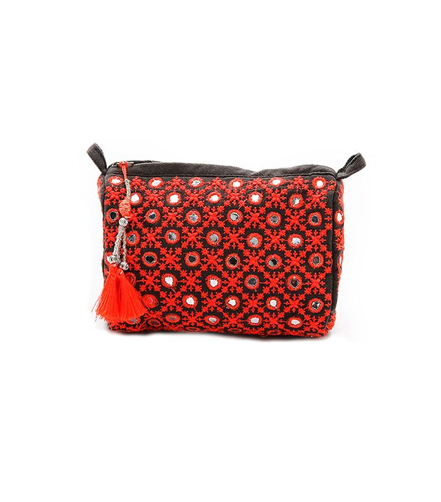 Star Mela Dali Embellished Clutch