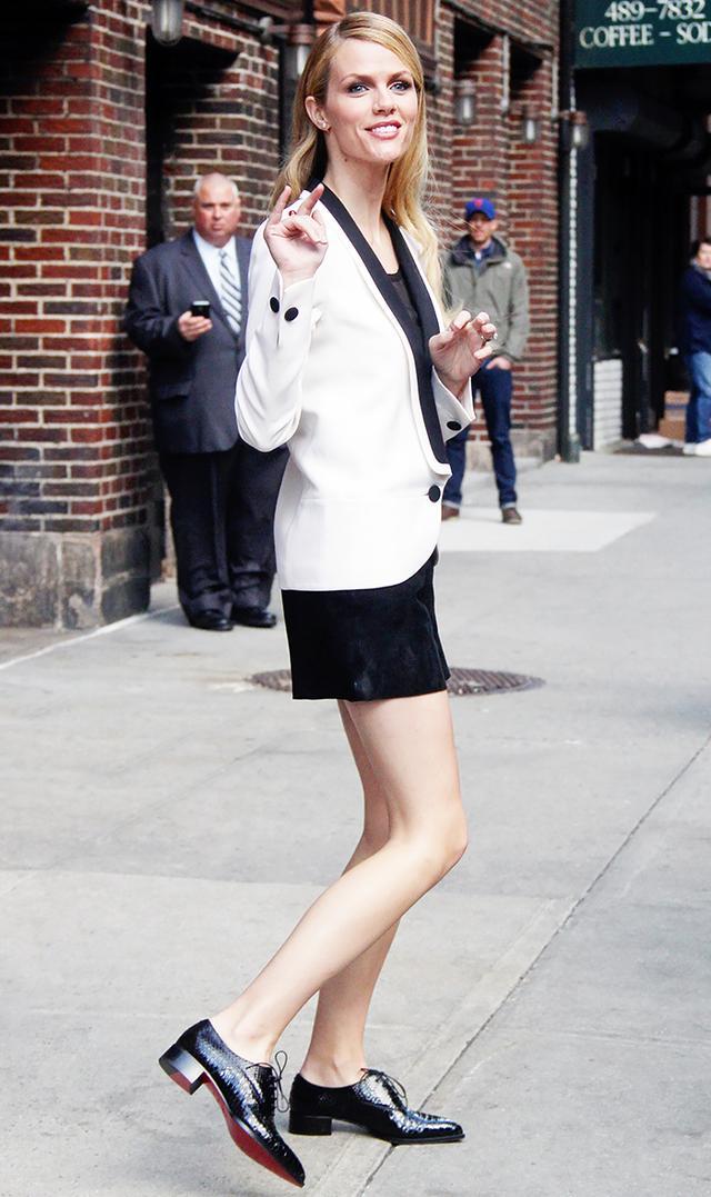 8 Celebrity-Inspired Ways To Wear A Tuxedo Jacket