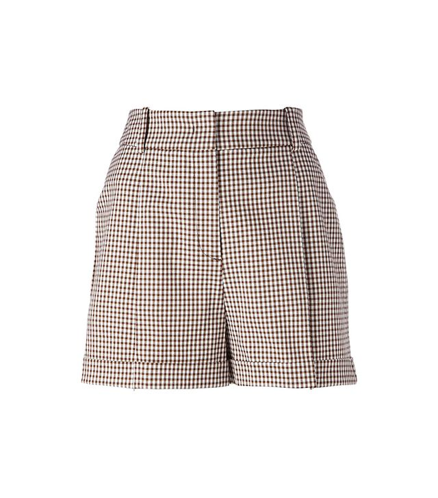 Michael Kors Checked Shorts