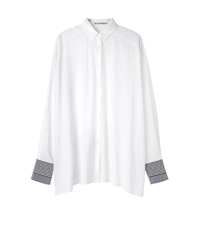 Acne Linger Ribbons Blouse