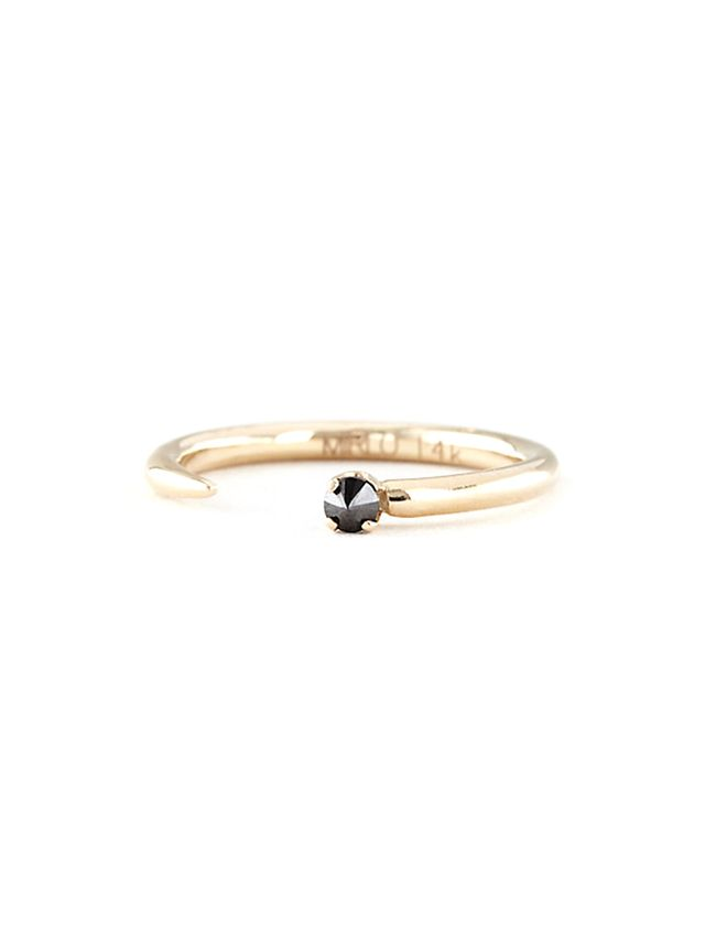 Mirlo Andy Heart Ring