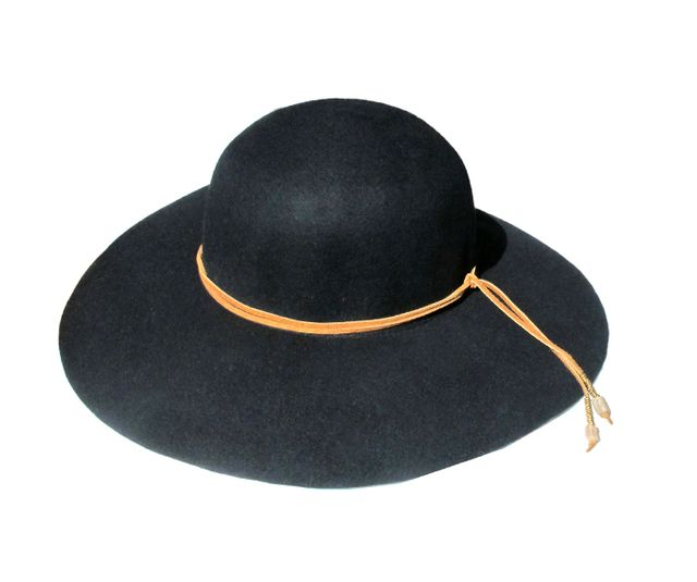 Lovely Bird Biarritz Felt Floppy Hat