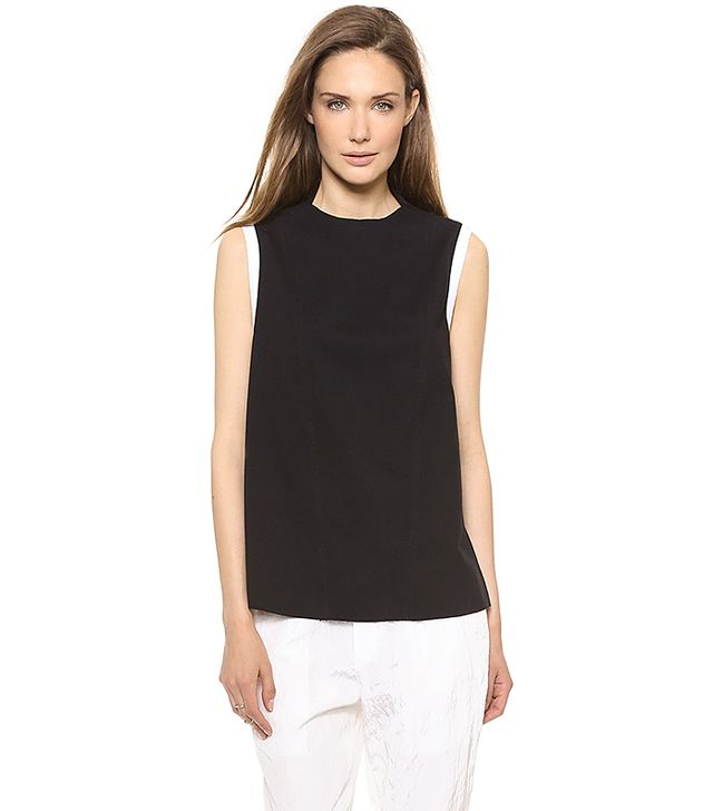 Helmut Lang Low Back Top