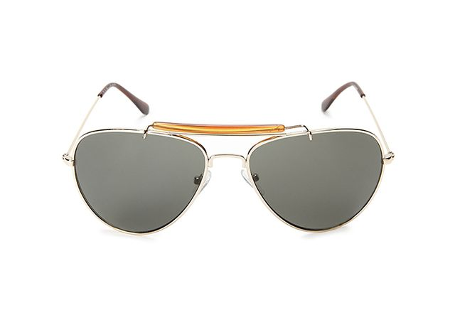 A.J. Morgan Keith Aviator Sunglasses