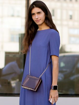 Tip of the Day: How To Make A Basic Dress Stand Out