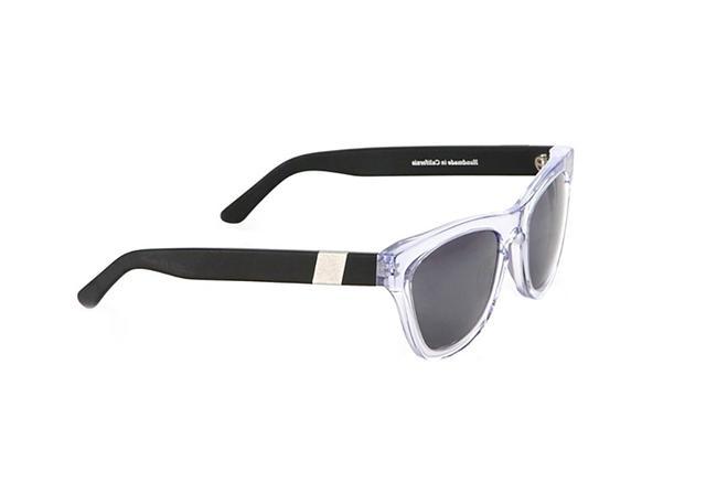 Westward Leaning Wintermute Square Acetate & Aluminium Sunglasses