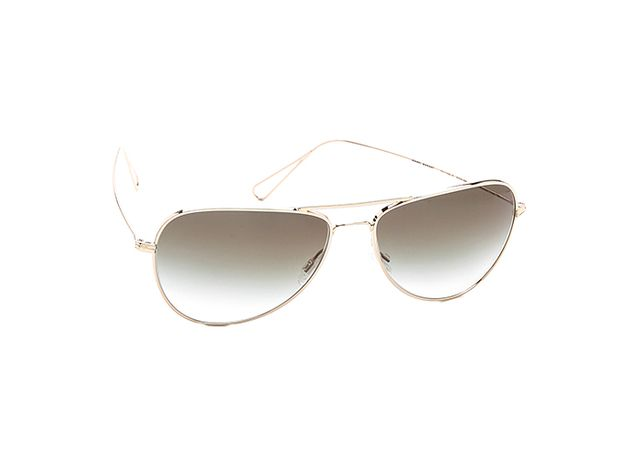Isabel Marant Par Oliver Peoples Matt Sunglasses