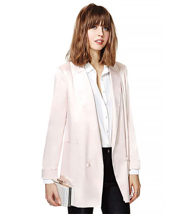 Nasty Gal Sweet Sounds Blazer
