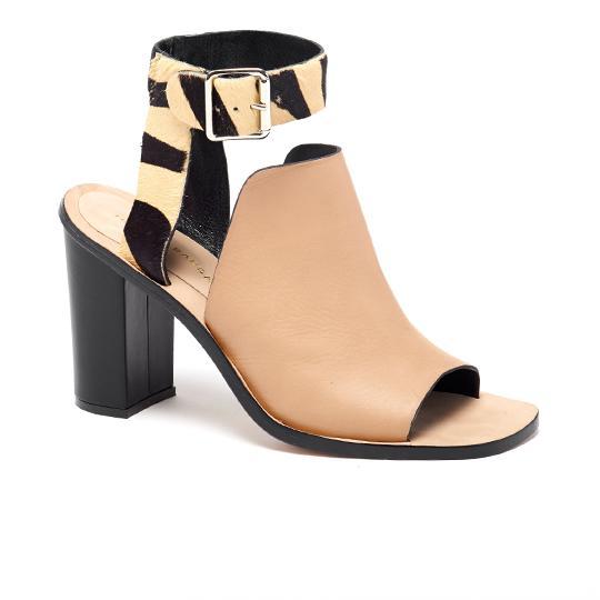 Loeffler Randal Maisy Cut-Out Sandals