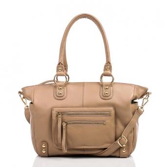 Linea Pelle Dylan Baby Bag