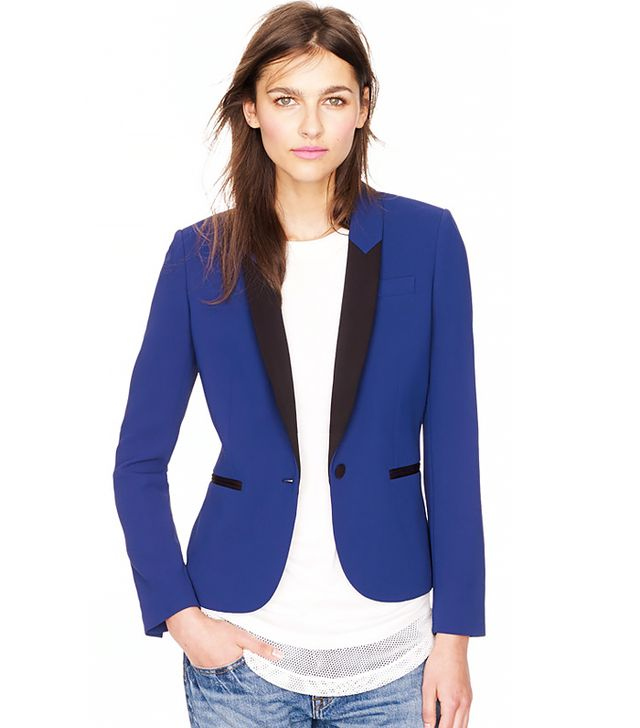 J.Crew Public School Jeffries Tuxedo Jacket