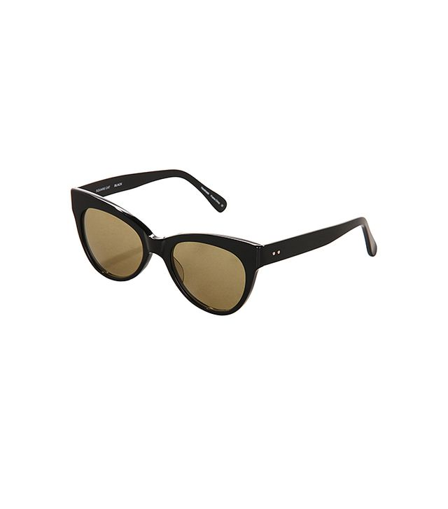 Kamali Kulture Square Cat Eye Sunglasses