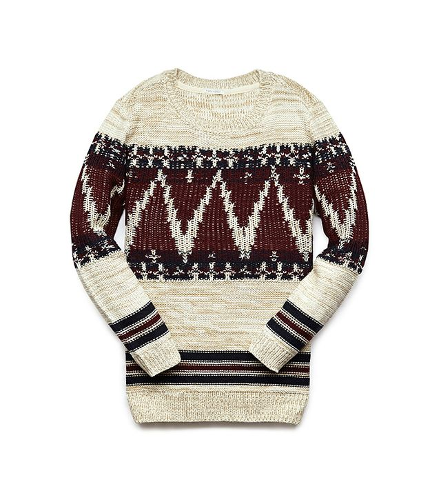 Forever 21 Festive Folk Sweater