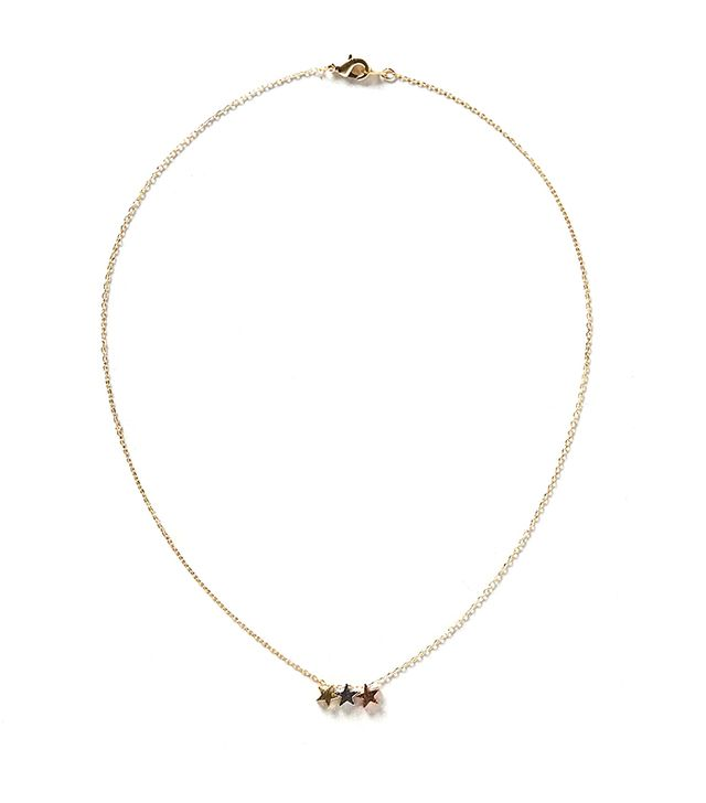 Anthropologie Estrellas Necklace