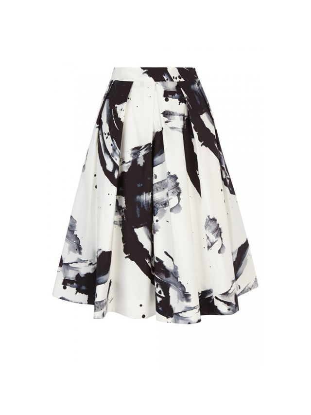 How To Wear A Full Skirt: The Trend Your Favorite Celebs All Love ...