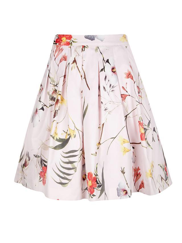 Ted Baker Lotussi Botanical Bloom Full Skirt