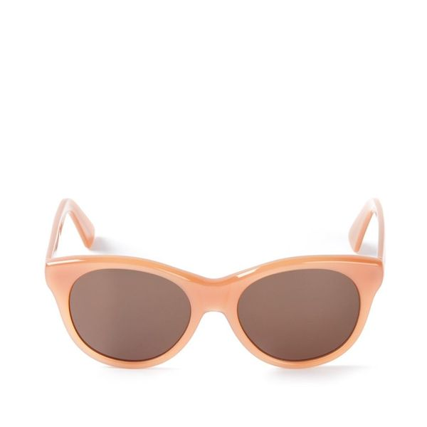 Cutler & Gross Round Sunglasses
